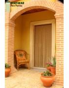 cortinas para puertas fabricadas a medida personalizada